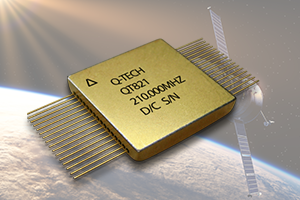 Q-Tech military qualified oscillators